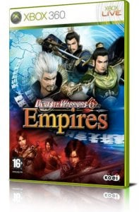 Dynasty Warriors 6: Empires per Xbox 360