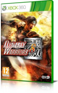 Dynasty Warriors 8 per Xbox 360