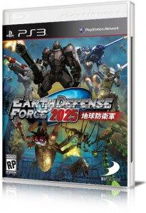 Earth Defense Force 2025 per PlayStation 3