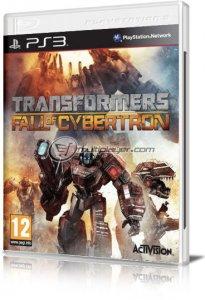 Transformers: La Caduta di Cybertron per PlayStation 3