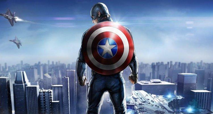 Captain america gioco
