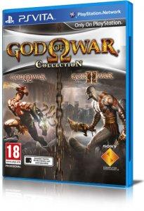 God of War Collection per PlayStation Vita