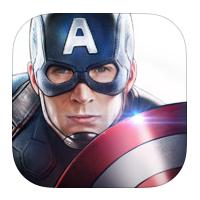 Captain America: The Winter Soldier - Il Gioco Ufficiale per iPad