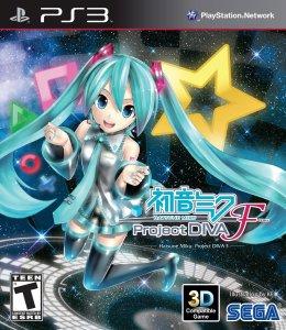 Hatsune Miku: Project Diva F per PlayStation 3