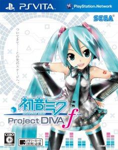 Hatsune Miku: Project Diva F per PlayStation Vita