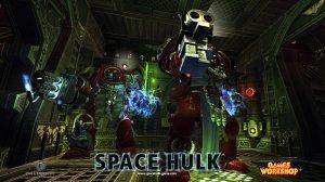 Space Hulk: Space Wolves per iPad