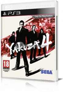 Yakuza 4 per PlayStation 3