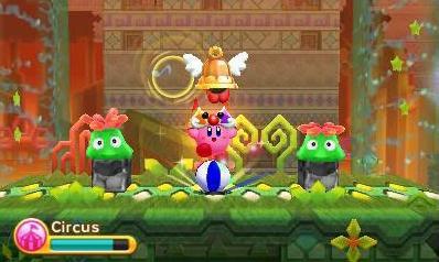 Tre Kirby sono meglio di uno