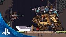 Mercenary Kings - Trailer di lancio della versione PlayStation 4