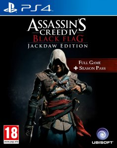 Assassin's Creed IV: Black Flag - Jackdaw Edition per PlayStation 4