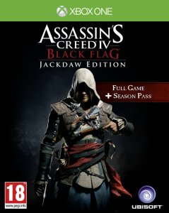 Assassin's Creed IV: Black Flag - Jackdaw Edition per Xbox One