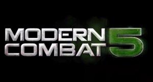 Modern Combat 5: Blackout per iPad