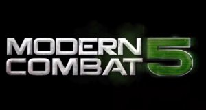 Modern Combat 5: Blackout per Android