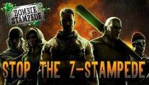 Zombie Stampede - Trailer di lancio