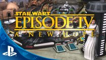 Star Wars Pinball: Heroes Within - Il trailer di Episodio IV
