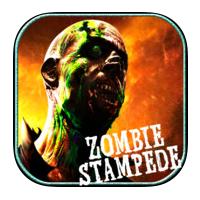 Zombie Stampede per iPhone