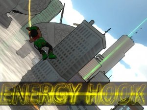 Energy Hook per PlayStation 4