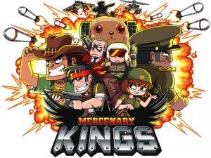 Mercenary Kings per PlayStation 4