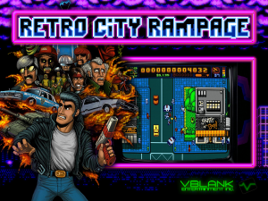 Retro City Rampage per Nintendo Wii U