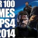 PlayStation 4 - Più di 100 giochi nel 2014
