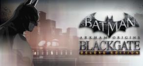 Batman: Arkham Origins Blackgate - Deluxe Edition per PC Windows