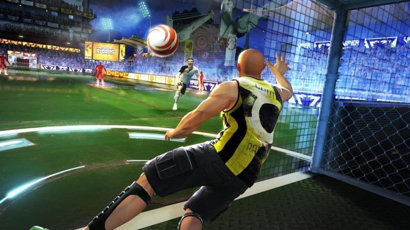 Polisportiva Kinect