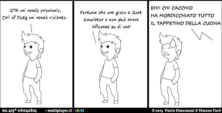 Goat Emulator