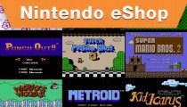 NES Remix 2 - Un trailer di gameplay