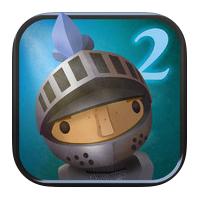 Wind-up Knight 2 per iPhone
