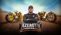 "World of Warcraft - Trailer della miniserie ""Azeroth Choppers"""