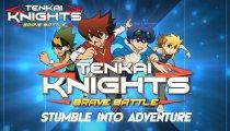 Tenkai Knights: Brave Battle - Trailer di presentazione