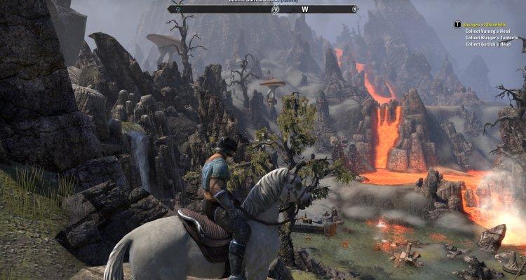 Rimandate di sei mesi le versioni PlayStation 4 e Xbox One di The Elder Scrolls Online?