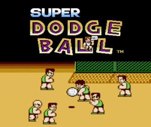Super Dodge Ball per Nintendo Wii U