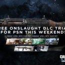 Call of Duty: Ghosts – Onslaught gratuito per tutto il fine settimana su PSN