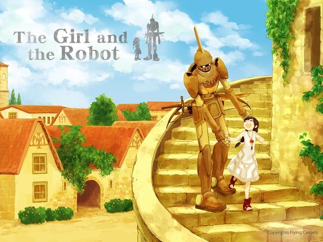 The Girl and the Robot ha una data d'uscita su Steam