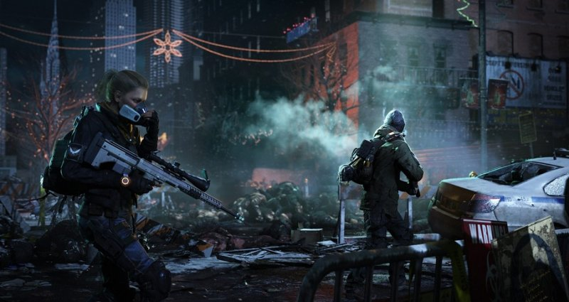 The Division mantiene il comando delle classifiche Steam