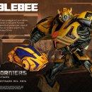 Transformers: The Dark Spark, le prime immagini di Bumblebee e Megatron