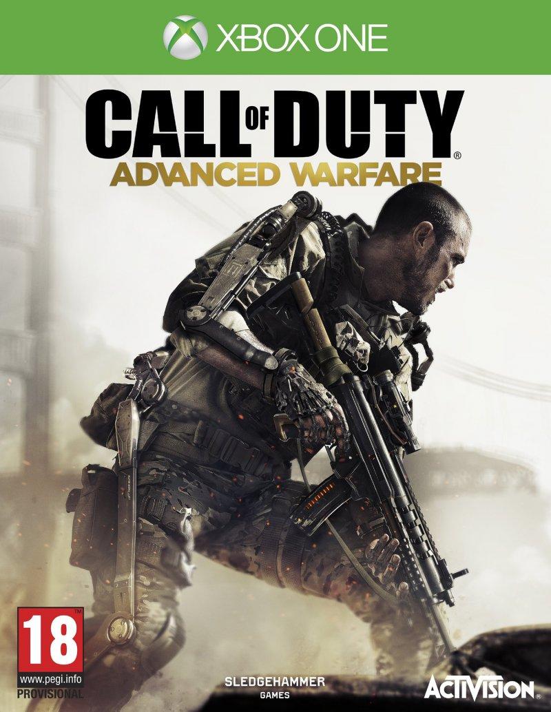 Packshot PlayStation 4 e Xbox One e primi dettagli ufficiali di Call of Duty: Advanced Warfare