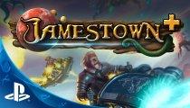 Jamestown Plus - Trailer di presentazione dell'arrivo su PS4