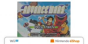 Advance Wars per Nintendo Wii U