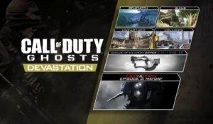Call of Duty: Ghosts - Devastation per Nintendo Wii U