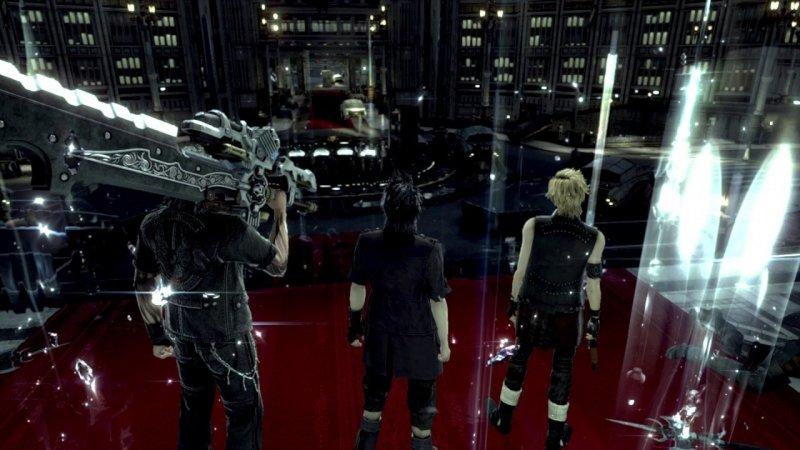 Prima e dopo Final Fantasy XV: lo sviluppo