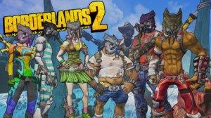 Borderlands 2: Sir Hammerlock Versus the Son of Crawmerax per PlayStation 3