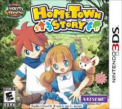 Hometown Story per Nintendo 3DS