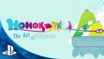 "Hohokum - Videodiario ""The Art of Hohokum"""