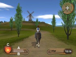 La Mia Scuderia: Una Vita Per i Cavalli per Nintendo 3DS