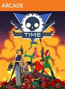 Super Time Force per Xbox One