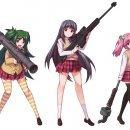 Le prime immagini di Bullet Girls