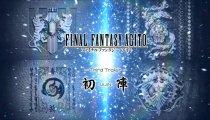 Final Fantasy Agito - Il terzo trailer