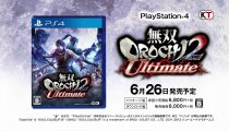 Warriors Orochi 3 Ultimate - Trailer della versione PlayStation 4